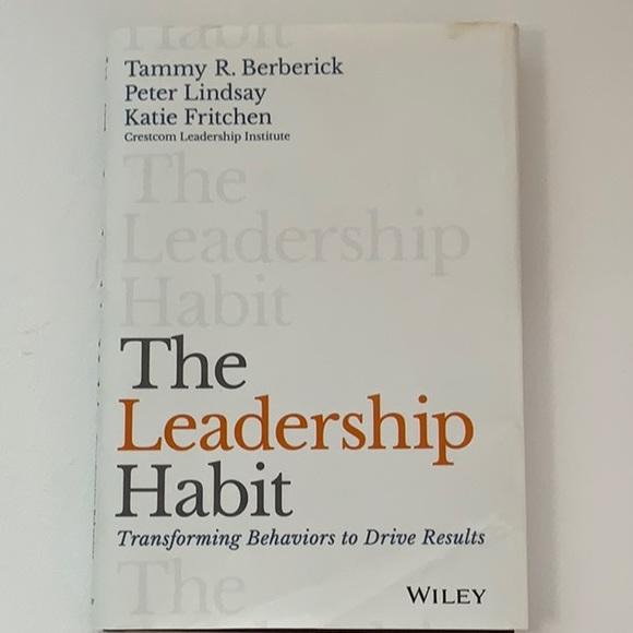 Book: The Leadership Habit